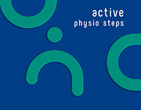 Active Physio Steps Logo