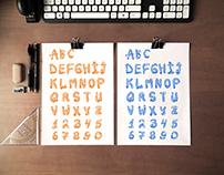 Doodle font