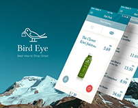 Bird Eye - Smart Groceries Shopper App
