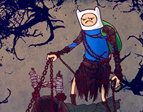 Dark Adventure Time