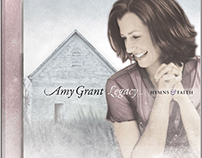 Amy Grant: Legacy… Hymns & Faith Album Branding