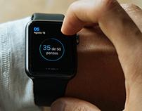 Apple Watch UI Case: Dieta e Saúde