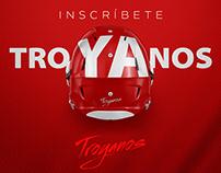 TROYANOS FAN PAGE