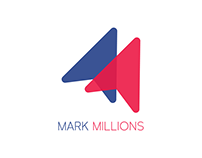 Mark Millions Brand Identity and Design