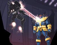 "Marvel Champions ""The Mad Titan's Shadow"" - FFG"