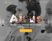 Alrus - High-Grade Wholesale VoIP termination