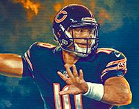 Mitch Trubisky Chicago Bears