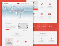 Vertical Website Design