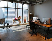 Creative Studio Interior