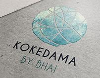 Kokedama Branding