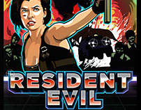 Resident Evil - Poster Posse - Sony Pictures