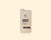 green depot light bulb