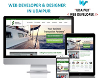 Best Web Development & Design Company in Udaipur