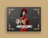 Renata González es La Matapasiones