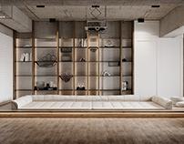 Entertainment Room by K-Render Studio