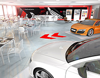 Visualisation AUDI Event
