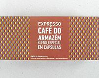 Embalagem Armazém do Café