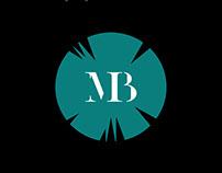 Marselbennart Logo Design