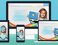 Educação XXI - Responsive Website