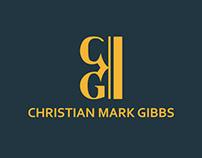 Christian Mark Gibbs Logo design