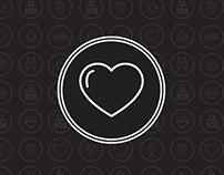 Coffee chain member app
