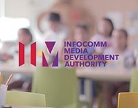 IMDA #EmpoweringPossibilities