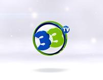 Rebranding Canal 33 Tigo Star Guatemala