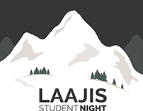 STUDENT NIGHT Poster