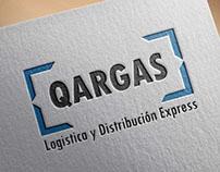 Isologotipo Empresa de Logistica