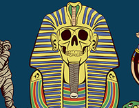 Mummy Death Pattern