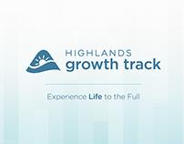 Highlands Growth Track Rebrand