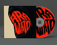 Arawato EP cd package design