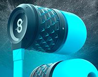 Stellar 8 - Earbuds