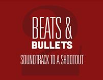 Beats & Bullets 2. Soundtrack to a shootout