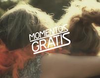 MOMENTOS GRATIS - Manifiesto