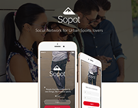 Sopot - Sports Social Networking App