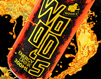 Wood's Energy Drink