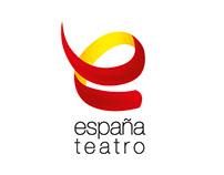España Teatro - Visual Identity