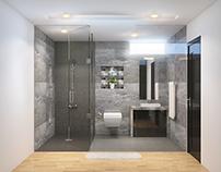 Interior - Washroom