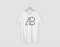Free 5K T-Shirt Mockup PSD