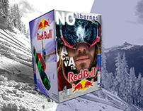 Multipack Red Bull | Diseño de packaging