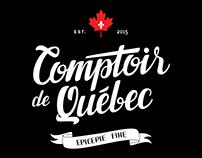 Comptoir de Québec.