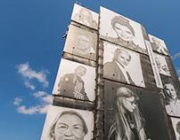 Nişantaşı Portraits - Exhibition Design