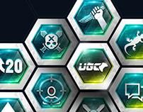 UGC eSports Gaming Achievements