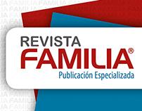 Manual de estilo revista Familia