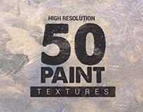 50 Paint Textures