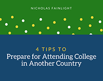 College in Another Country - Nicholas Fainlight