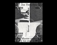 Revue faire 23: Jan Tschichold