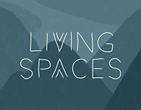 Living Spaces Brand and Website