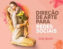 Campanha Digital - Dia das Mães - Verde Brasil